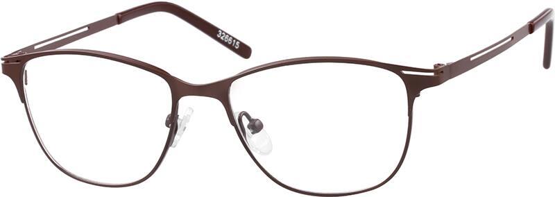 womens-stainless-steel-cat-eye-eyeglass-frames-326615