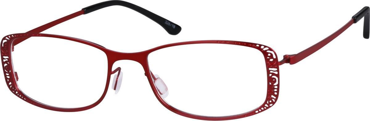 WomenFull RimStainless SteelEyeglasses #328718