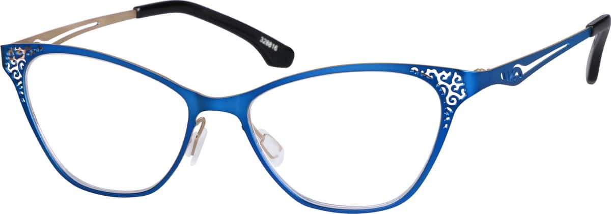 womens-stainless-steel-cat-eye-eyeglass-frames-328816