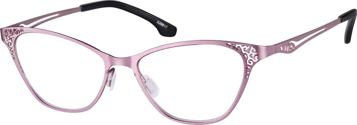womens-stainless-steel-cat-eye-eyeglass-frames-328817