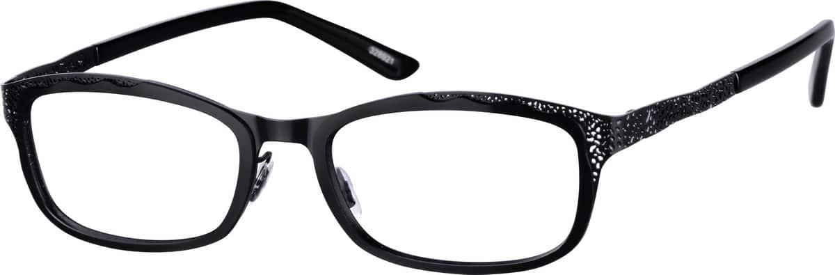WomenFull RimMixed MaterialsEyeglasses #328917