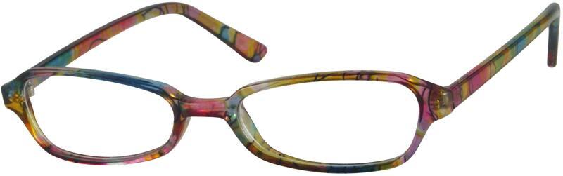 WomenFull RimAcetate/PlasticEyeglasses #330229