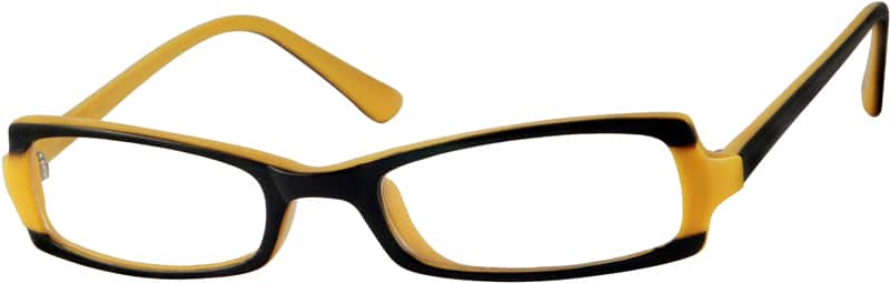 Women Full Rim Acetate/Plastic Eyeglasses #335271