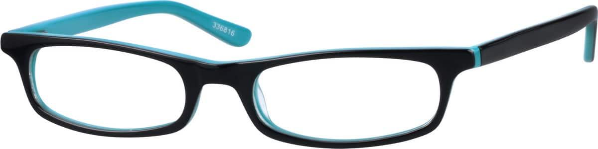 WomenFull RimAcetate/PlasticEyeglasses #336825
