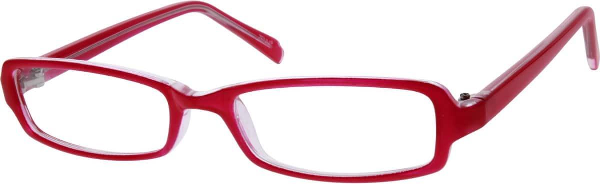 WomenFull RimAcetate/PlasticEyeglasses #337128