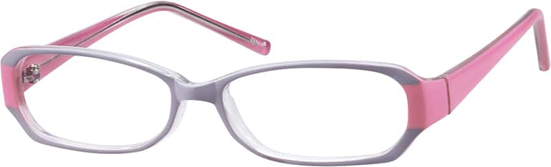 Women Full Rim Acetate/Plastic Eyeglasses #338526