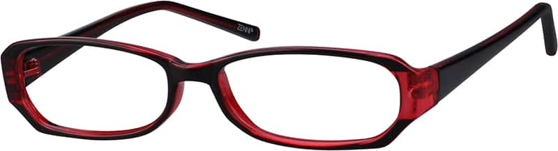 Women's Slim Rectangular Eyeglasses