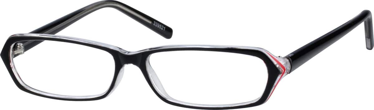 Women Full Rim Acetate/Plastic Eyeglasses #339515