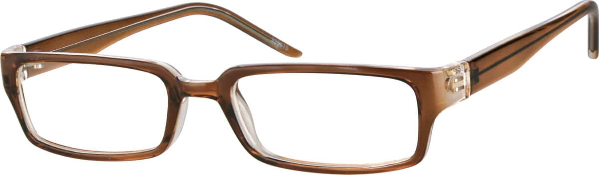 Women Full Rim Acetate/Plastic Eyeglasses #339615