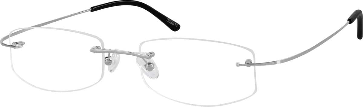 Rimless Hingeless Stainless Steel