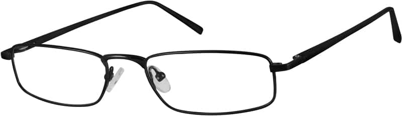 Men Full Rim Aluminum Alloy Eyeglasses #366315
