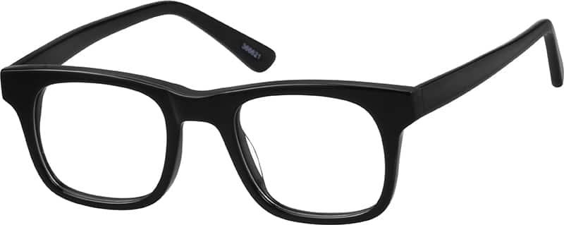 UnisexFull RimAcetate/PlasticEyeglasses #366615