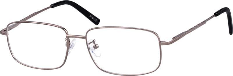 MenFull RimTitaniumEyeglasses #374715