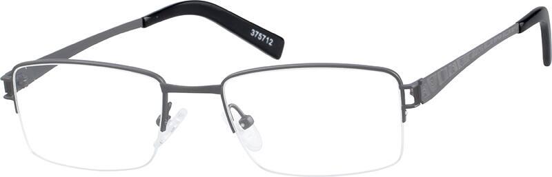 375712-pure-titanium-half-rim-frame
