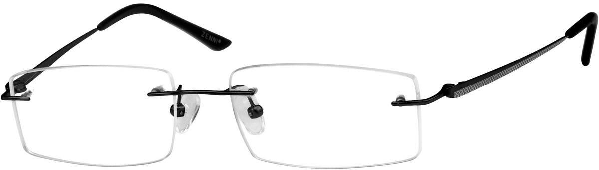 UnisexRimlessTitaniumEyeglasses #377315