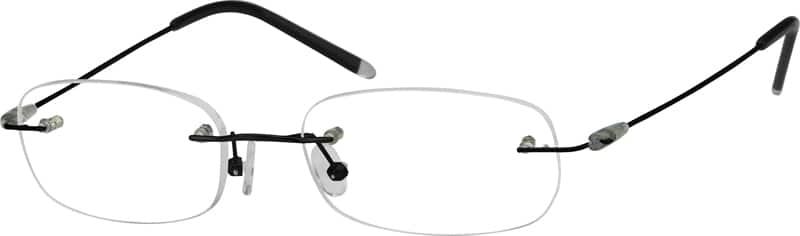 UnisexRimlessTitaniumEyeglasses #377411