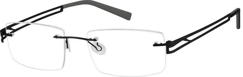 UnisexRimlessTitaniumEyeglasses #378015