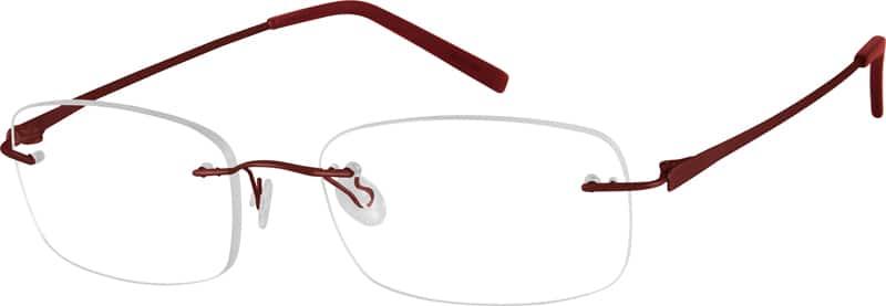 UnisexRimlessTitaniumEyeglasses #378118