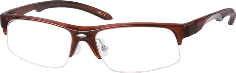 383315-stylish-plastic-half-rim-frame
