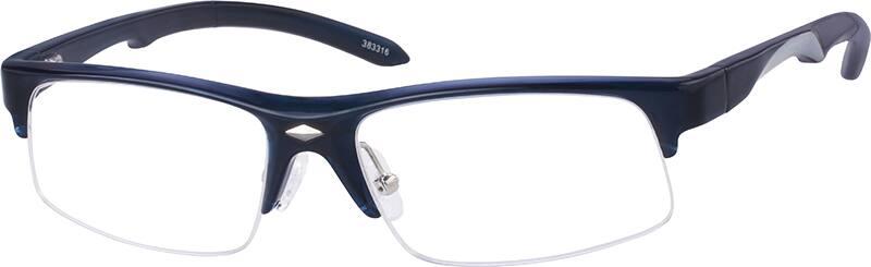 383316-stylish-plastic-half-rim-frame