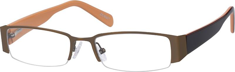 396615-stainless-steel-half-rim-frame-with-acetate-temples-same-appearance-as-frame-8966