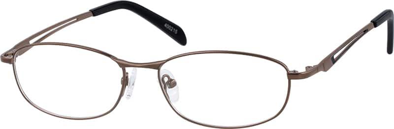 MenFull RimStainless SteelEyeglasses #400215