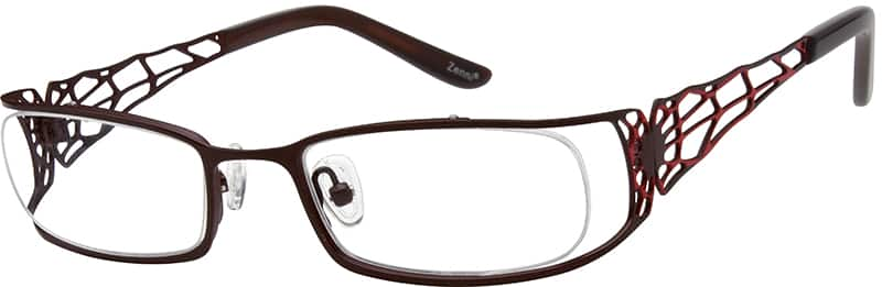 400815-children-s-partial-rim-stainless-steel-frame
