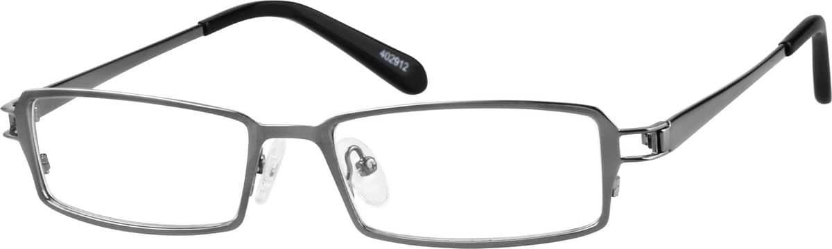 MenFull RimStainless SteelEyeglasses #402912