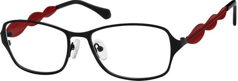 WomenFull RimStainless SteelEyeglasses #405021
