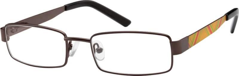 BoyFull RimStainless SteelEyeglasses #405321
