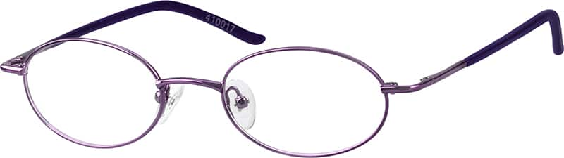Women Full Rim Metal Eyeglasses #410017