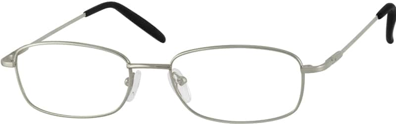 Men Full Rim Metal Eyeglasses #410621