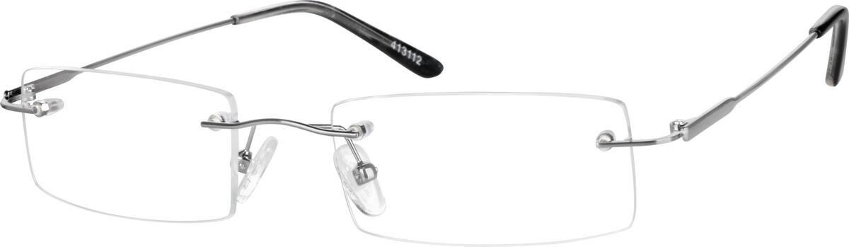 UnisexRimlessMetalEyeglasses #413111