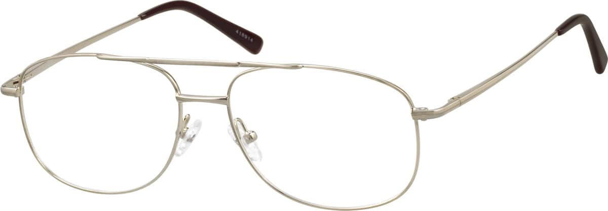 Men Full Rim Metal Eyeglasses #418914