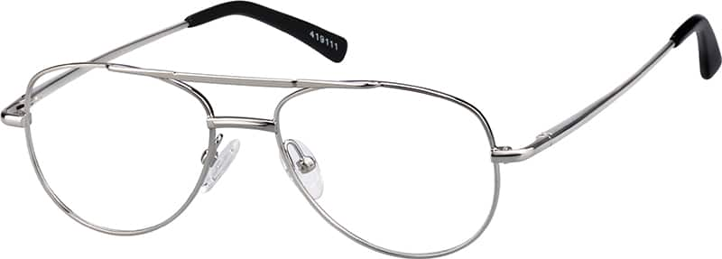 Men Full Rim Metal Eyeglasses #419114