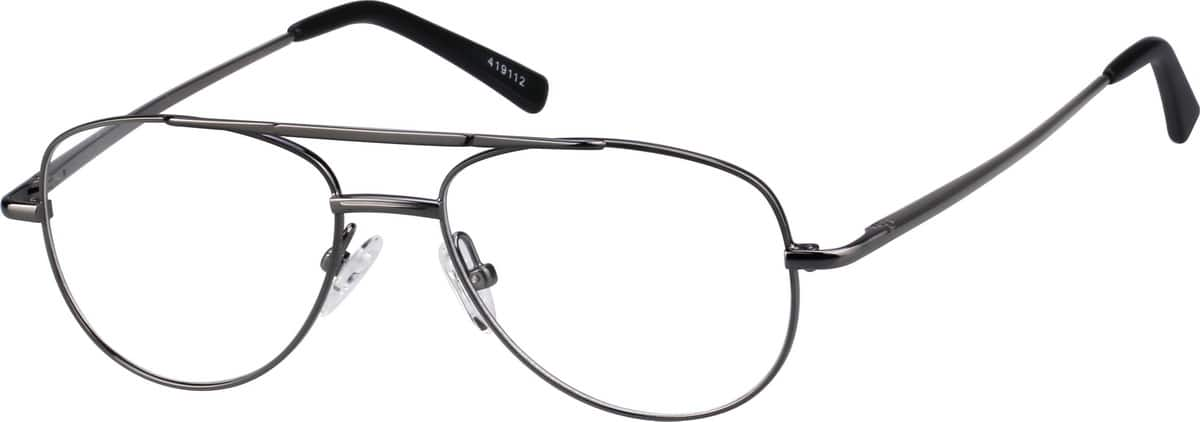 men full rim metal eyeglasses 419112 - Zenni Optical Frames