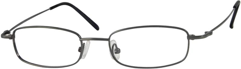Men Full Rim Stainless Steel Eyeglasses #419421