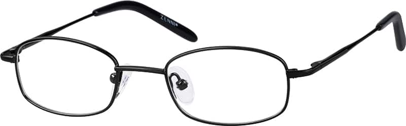 Boy Full Rim Metal Eyeglasses #428721