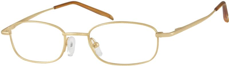 Boy Full Rim Metal Eyeglasses #429716