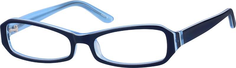 UnisexFull RimAcetate/PlasticEyeglasses #430516