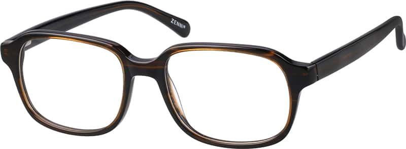 MenFull RimAcetate/PlasticEyeglasses #433515