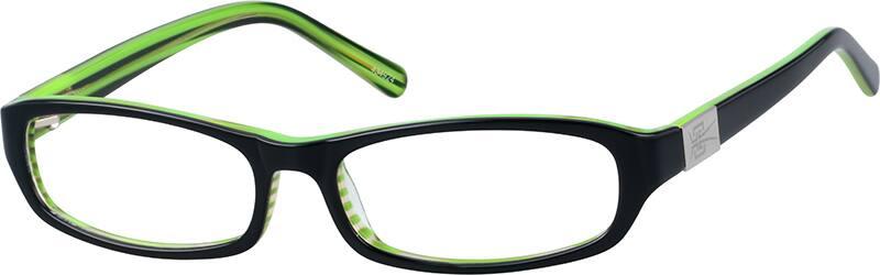 WomenFull RimAcetate/PlasticEyeglasses #434924