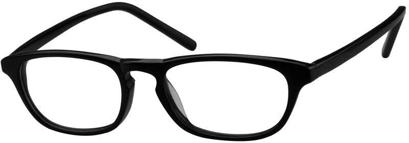 UnisexFull RimAcetate/PlasticEyeglasses #435225