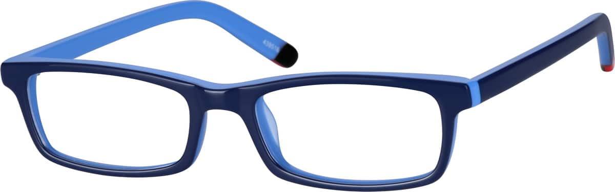 UnisexFull RimAcetate/PlasticEyeglasses #439521