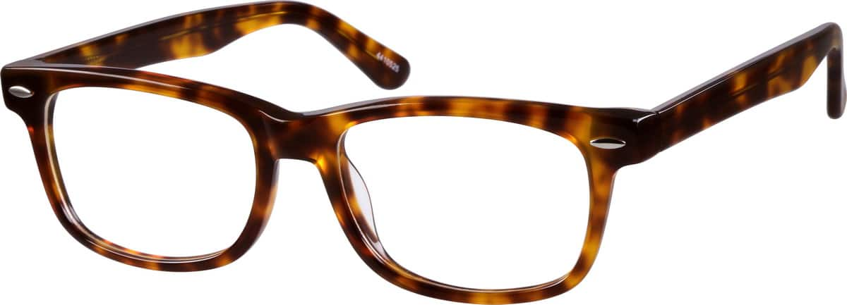 UnisexFull RimAcetate/PlasticEyeglasses #4410524