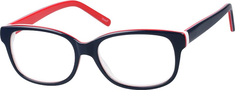 Women Full Rim Acetate/Plastic Eyeglasses #4410721