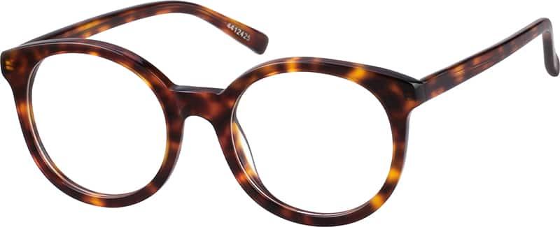 UnisexFull RimAcetate/PlasticEyeglasses #4412425