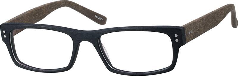 MenFull RimAcetate/PlasticEyeglasses #4412821