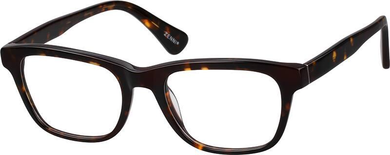 UnisexFull RimAcetate/PlasticEyeglasses #4413525