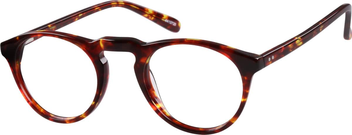 UnisexFull RimAcetate/PlasticEyeglasses #4413725